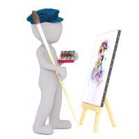 workshops Diams 3D-peinture