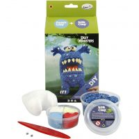 ugly monster blauw